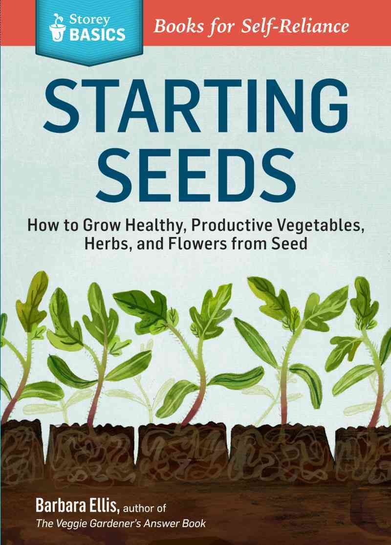 Starting Seeds By Ellis, Barbara